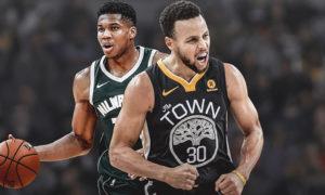 NBA : Τα δύο σενάρια για να γίνει ο Γιάννης συμπαίκτης του Κάρι