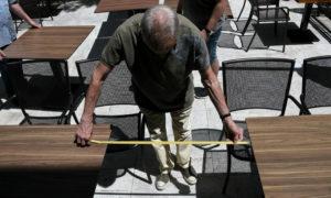 Εστίαση: Στο πρώτο 15ήμερο του Ιουνίου θα λειτουργήσουν και οι εσωτερικοί χώροι των καταστημάτων