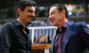 Συνέντευξη Πιτίνο στο gazzetta.gr: «Δεν πιστεύω ότι θα φύγει ο Γιαννακόπουλος, αλλά...»