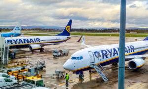 Ryanair: Δύο νέες διαδρομές και 60.000 πρόσθετες θέσεις για Ελλάδα
