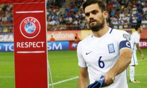 Ανακοίνωσε το τέλος της ποδοσφαιρικής του καριέρας ο Τζιόλης