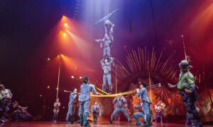 Το Cirque du Soleil υπέβαλε αίτηση πτώχευσης - 3.500 απολύσεις παρά τις ενισχύσεις
