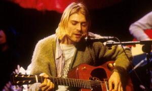 Πωλήθηκε για $6 εκατ. κι έσπασε τα ρεκόρ κιθάρα του Κερτ Κομπέιν σε δημοπρασία