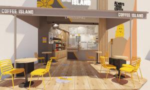 Coffee Little Island: Η νέα επιχειρηματική πρόταση της επιτυχημένης αλυσίδας καφεστίασης