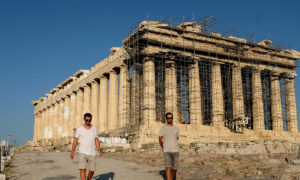 Ελλάδα, χώρα πρότυπο για την καταπολέμηση του κορωνοϊού γράφει το ZDF