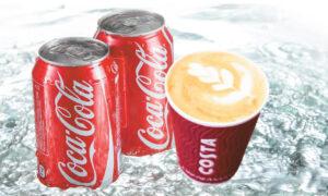 Coca-Cola 3Ε: Λανσάρει στην Ελλάδα τα προϊόντα της Costa Coffee