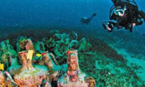 Ανοίγει το πρώτο υποβρύχιο μουσείο της Ελλάδας στην Αλόννησο (vids)
