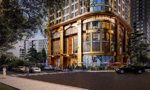 Έπαθαν ...Πατούλη στο Βιετνάμ: Ανοίγει το πρώτο ολόχρυσο ξενοδοχείο στον κόσμο