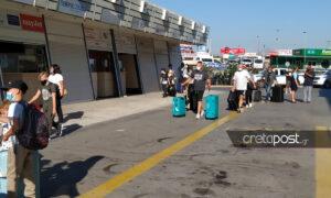 Κρήτη: Έφτασαν οι πρώτοι τουρίστες από Τσεχία και Γερμανία