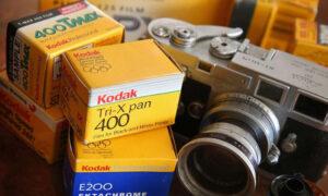 Kodak: Από τις φωτογραφικές μηχανές στρέφεται στην παρασκευή φαρμάκων