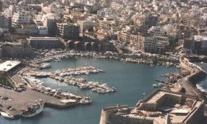 Κορωνοϊός: Σε καθεστώς ειδικών περιοριστικών μέτρων το Ηράκλειο Κρήτης