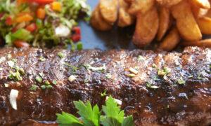 Αυτά είναι τα καλύτερα Barbeque Ribs που έχεις φάει!