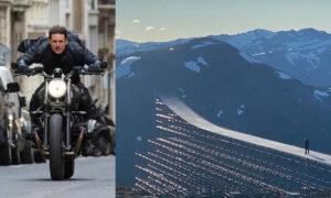Τα ακροβατικά του Tom Cruise στα γυρίσματα του Mission: Impossible 7