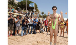 O Sacha Baron Cohen έχει έτοιμο το Borat 2