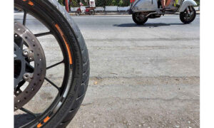Hit the road - by GAS Motosport Culture