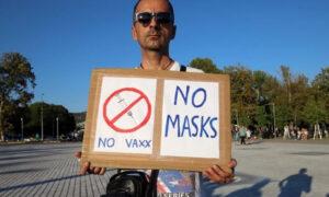 Παρέμβαση εισαγγελέα: Αυτόφωρο για όσους δεν φορούν μάσκα (vid)