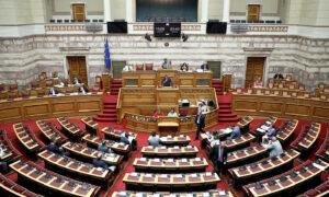 Φιάσκο με το νέο σύστημα ηλεκτρονικής ψήφου στη Βουλή: Επιστροφή στην επιστολική