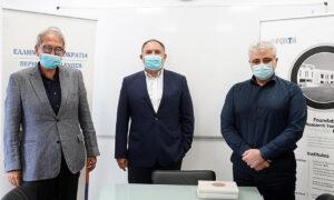 Κρήτη: Οι Δήμοι συνεργάζονται με το Ίδρυμα Τεχνολογίας και Έρευνας για την ποιότητα ζωής
