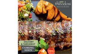 "Market News - Theodosi: Λίγο έμεινε για ""Theodosi Menu at Home""!!!"