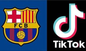 Μπαρτσελόνα: Νο1 σύλλογος στο TikTok, ξεπερνά Μπάγερν, Λίβερπουλ, Ρεάλ Μαδρίτης (pic)