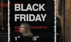 Αντίστροφη μέτρηση για τη Black Friday: Πότε «πέφτει» φέτος - Εντυπωσιακές εκπτώσεις προαναγγέλλουν οι έμποροι