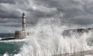 Στην Κρήτη θα βρέχει μέχρι τις αρχές της εβδομάδας