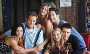Μάθιου Πέρι: Το tweet του για το reunion των Friends προκάλεσε ντελίριο στους φαν