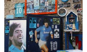 Ο Diego Maradona στην pop κουλτούρα