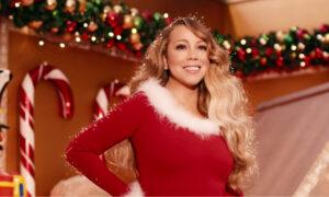 Μαράια Κάρεϊ : «Μαγικά Χριστούγεννα» σε μια μουσική εξτραβαγκάντσα