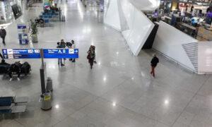 Ταξίδια: Mειωμένα σχεδόν κατά 60% σε ολόκληρη την Ευρώπη το 2020