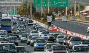 Τι δείχνουν οι μετρήσεις της Αττικής Οδού για την κίνηση στους δρόμους
