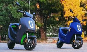 Give i.lektra scooter: Ελληνικό και ηλεκτρικό