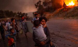 UNICEF: Σε Ελληνα το βραβείο για τη φωτογραφία του 2020