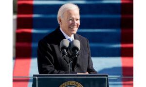 Η πρώτη ημέρα του Joe Biden στον Λευκό Οίκο