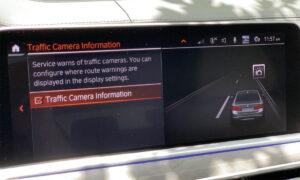 Η BMW θα… καρφώνει on line τις φωτογραφικές κάμερες της Τροχαίας