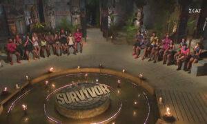 Survivor: Αυτές είναι οι νέες ομάδες - Ποιους διάλεξαν Κοψιδάς και Καφετζής - Αποχωρεί ο Γιώργος Λιανός