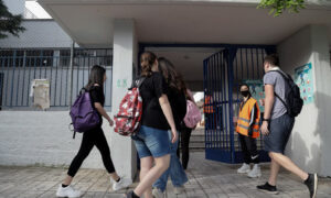 Μητσοτάκης: Προτεραιότητα το άνοιγμα Γυμνασίων και Λυκείων - Άλλες δραστηριότητες μπορούν να περιμένουν