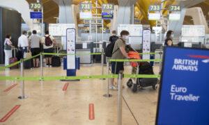 Βρετανία: Οι αεροπορικές εταιρείες ζητούν να συμπεριληφθούν τα ταξίδια στον οδικό χάρτη εξόδου από το lockdown