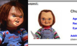To Τέξας έβγαλε Amber Alert για τον «Τσάκι» την «Κούκλα του Σατανά» (vids)