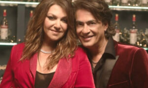Καίτη Γαρμπή - Διονύσης Σχοινάς: Ετοιμάζουν το πιο ερωτικό live streaming της χρονιάς