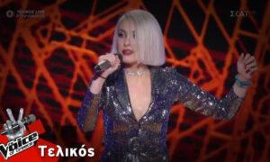 The Voice - Τελικός: Η Ιωάννα Γεωργακοπούλου είναι η «καλύτερη φωνή της Ελλάδας»