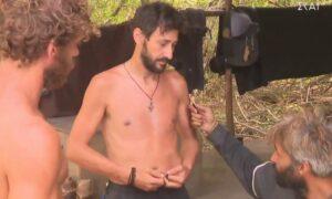 Χάθηκε και ο Καλλίδης από το Survivor: «Θα σε κάνω, κούπε πε κούπε πε» (vid)
