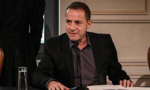 Συνελήφθη ο Δημήτρης Λιγνάδης - Κατηγορείται για βιασμό κατά συρροή