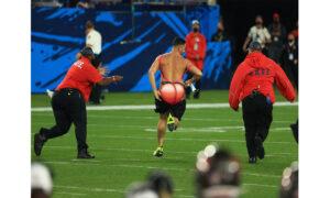 Kαυλάντης επιδειξίας στοιχηματίζει την εισβολή του στον τελικό του Super Bowl, τσεπώνει 347Κ ξεκούραστα