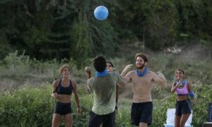 Survivor: Πίτσα, μπάλα και μόνη η Έλενα στην… τραμπάλα