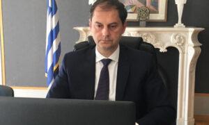 Θεοχάρης: Προϋπόθεση για τα ταξίδια στην Ελλάδα το αρνητικό μοριακό τεστ ή πιστοποιητικό εμβολιασμού