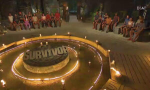 Survivor: «Πιάστηκαν» Τριαντάφυλλος και Άννα Μαρία Βέλλη - «Δεν είσαι τίμιος»
