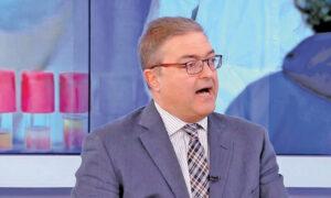Βασιλακόπουλος: Με λίγη προσοχή αυτό θα είναι το τελευταίο lockdown