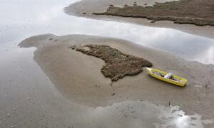 Γιατί υποχωρεί η θάλασσα στις ακτές, σε περιοχές της χώρας: Πού οφείλεται το φαινόμενο -Οι ειδικοί εξηγούν [pic,vid]