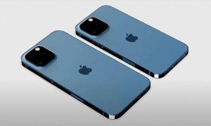 Η πρώτη φωτογραφία του iPhone 13
